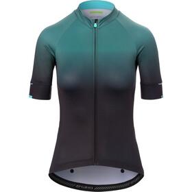 Giro Chrono Expert Trikot Damen grau/grün